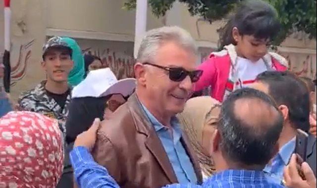 الفنان محمود حميدة