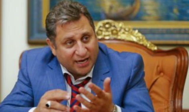 أيمن عقيل رئيس مؤسسة ماعت للسلام والتنمية وحقوق الإنسان