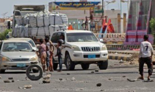 جانب من العنف فى اليمن - أرشيفية