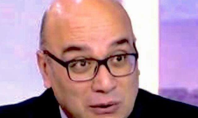 أحمد ناجي قمحة رئيس تحرير مجلة السياسة الدولية