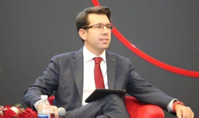 ألكسندر فرومان الرئيس التنفيذي لشركة فودافون مصر