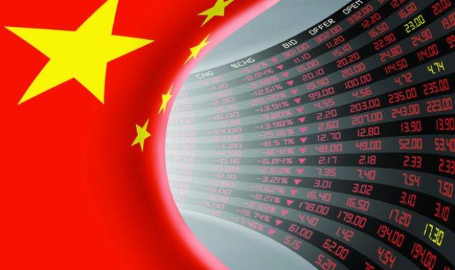 خسائر قوية لبورصة الصين