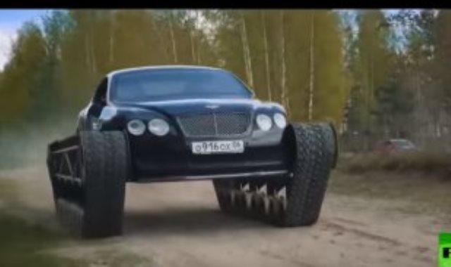 سيارة فائقة السرعة