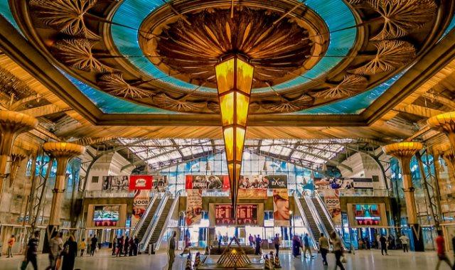 محطة مصر - أرشيفية