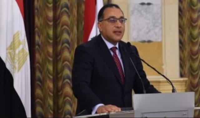مصطفى مدبولى - رئيس الوزراء