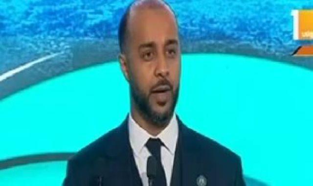 طلال عمر المدير الإقليمى لموسوعة جينيس فى الشرق الأوسط