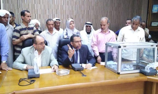 جانب من القرعةشمال سيناء - محمد حسين