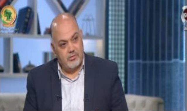 إبراهيم ربيع القيادى السابق بجماعة الإخوان