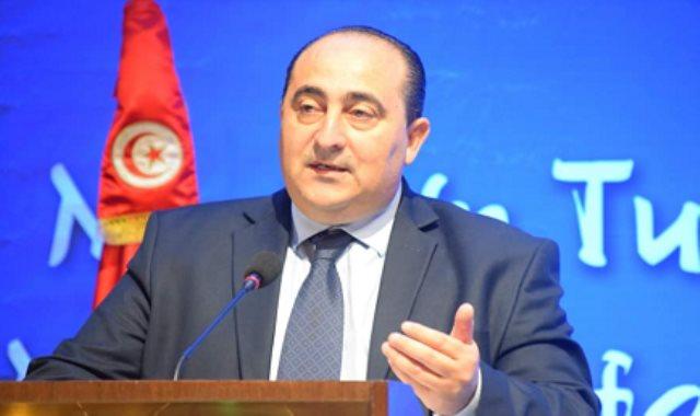 وزير النقل التونسي هشام بن أحمد