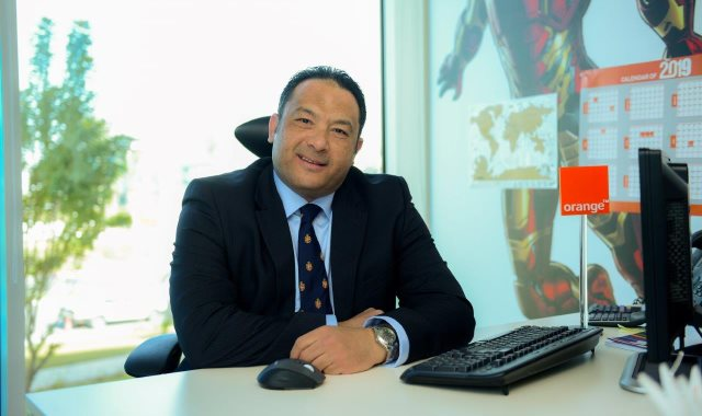 هشام مهران - نائب الرئيس التنفيذي لشركة أورنج مصر