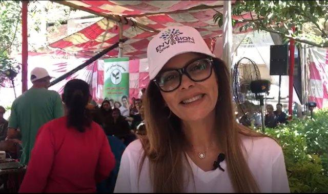 الدكتورة شريفة أبو الفتوح رئيس مجلس إدارة مؤسسة إنفيجن