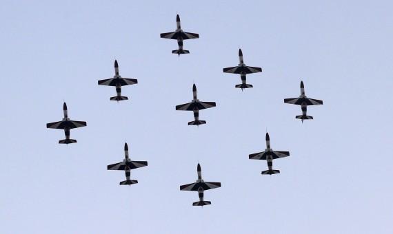صور و مواصفات طائرة التايفون الحربية