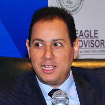 الدكتور محمد عمران رئيس هيئة الرقابة المالية