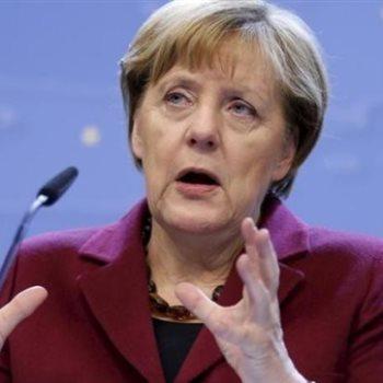 أنجيلا ميركل - المستشارة الألمانية