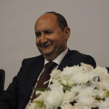 المهندس عمرو نصار وزير الصناعة والتجارة -أرشيفية