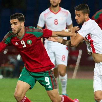 وليد ازارو مع منتخب المغرب