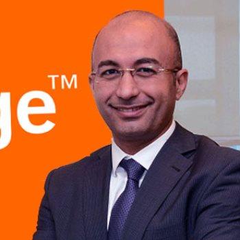 ياسر شاكر الرئيس التنفيذي لشركة أورنج مصر