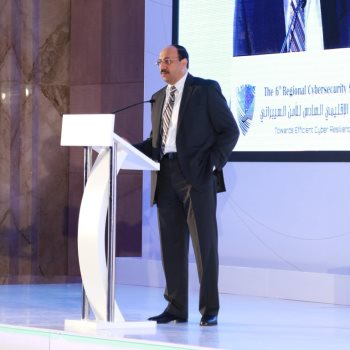 شريف هاشم رئيس مركز CERT