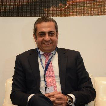 خالد عباس نائب وزير الإسكان