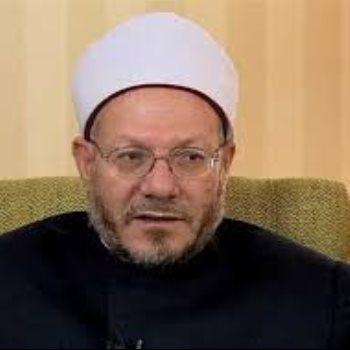 مفتى الديار المصرية الدكتور شوقي علام