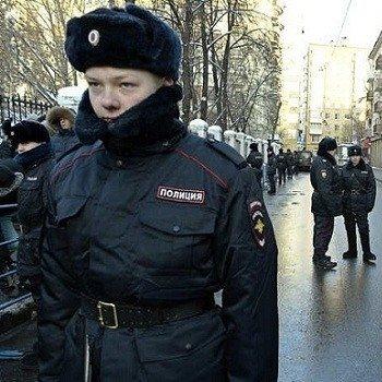 الشرطة الروسية - أرشيفية