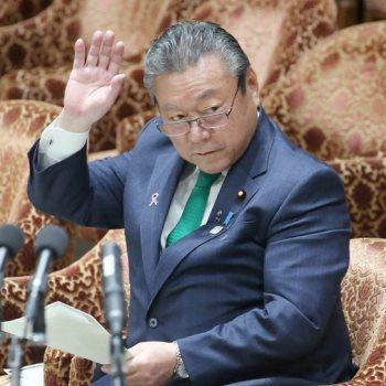 يوشيتاكا ساكورادا مسؤول الأمن السيبراني الحكومي في اليابان