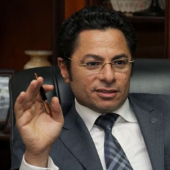 الإعلامى خالد أبو بكر