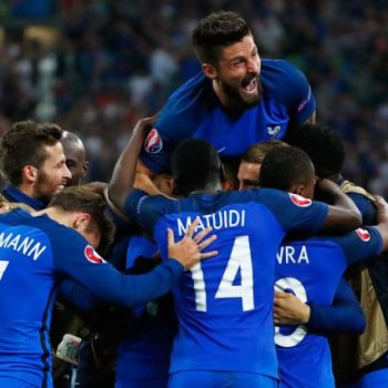 منتخب فرنسا لكرة القدم - ارشيفية