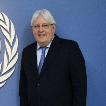 مارتن جريفيث - مبعوث الأمم المتحدة إلى اليمن