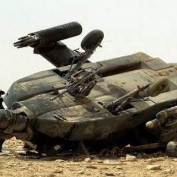 تحطم هليكوبتر - أرشيفية