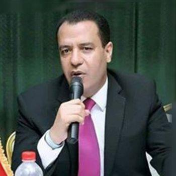 شحاتة غريب شلقامى نائب رئيس جامعة أسيوط لشئون التعليم والطلاب