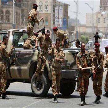 قوات فى اليمن