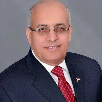 اللواء محمد إبراهيم مدير شرطة إنتربول القاهره الاسبق