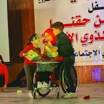 محافظ مطروح يكرم الأطفال المتفوقين من ذوى الاحتياجات الخاصة