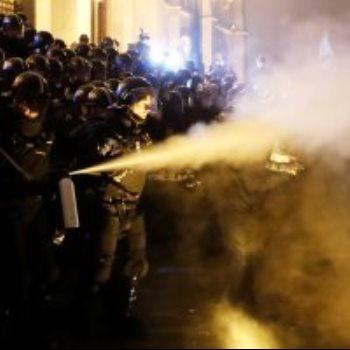 مظاهرات المجر