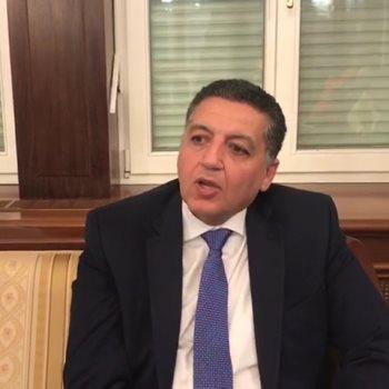 السفير عمر عامر
