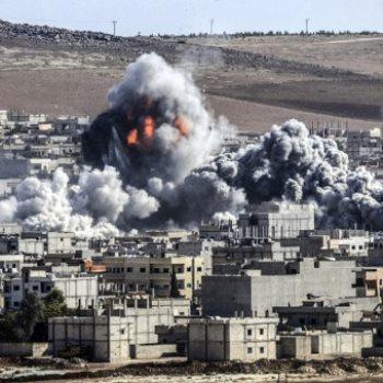 قصف في سوريا - أرشيفية