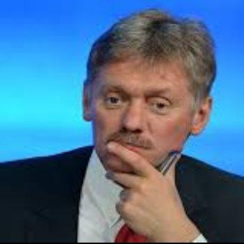 دميترى بيسكوف - المتحدث باسم الرئاسة الروسية
