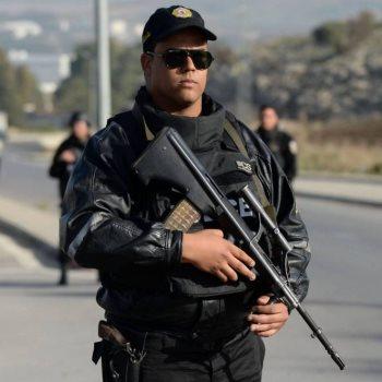 شرطة تونسية - أرشيفية