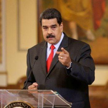 نيكولاس مادورو - الرئيس الفنزويلى