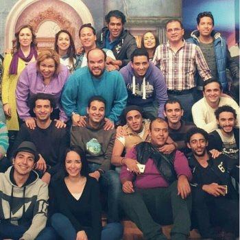 نجوم مسرح مصر