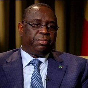 ماكى صال رئيس السنغال
