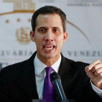 خوان جوايدو - زعيم المعارضة الفنزويلية