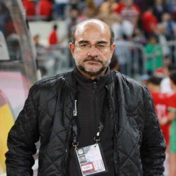عامر حسين رئيس لجنة المسابقات باتحاد الكرة