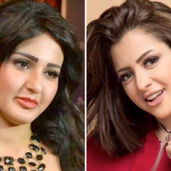 منى فاورق وشيما الحاج