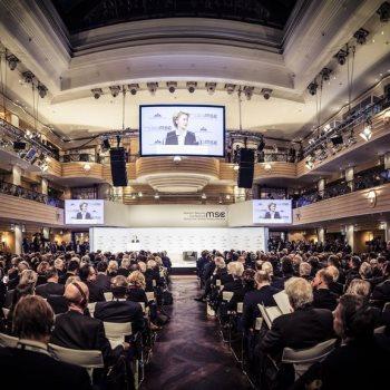 مؤتمر ميونخ للأمن في دورته الـ55