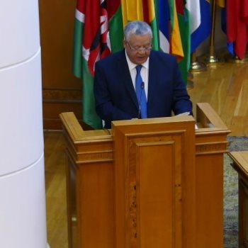 الدكتور حنفى  جبالي، رئيس المحكمة الدستورية العليا
