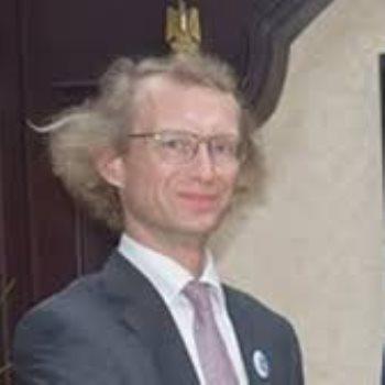 ساندر سونا سفير استونيا بالقاهرة