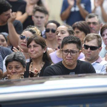 مراسم جنازة سالا