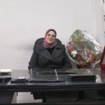 الدكتورة عايدة عطية، مقررة فرع المجلس القومي للمرأة بالشرقية